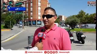 Spain based Pakistanis contribute to PM-CJ