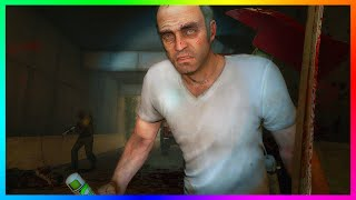 GTA 5 - DID TREVOR PHILIPS KILL HIS BROTHER? - The Disturbing & Creepy Mystery Of Ryan Philips!