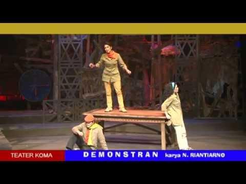 """Teater Koma """"DEMONSTRAN"""""""