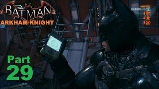 Batman Arkham Knight Part 29 - Taking Back the Streets
