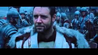 Gladiator opening scene