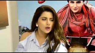 Indian Actress  Pakistan film me kaam kraingi Sohai Ali Abro interview by Akhtar Ali Akhtar