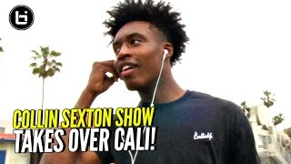 "Collin Sexton ""The Young Bull"" Takes OVER California! 2017 Ballislife All American Game!"