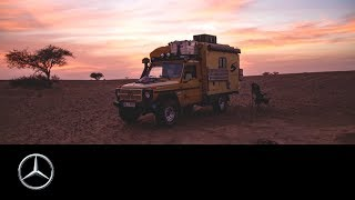 Mercedes-Benz G-Class: Strong Stories | From Hessia to the Cape of Good Hope