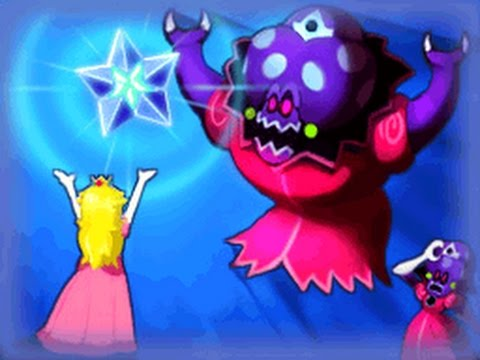 Mario & Luigi Partners in Time Final Boss Elder Princess Shroob NO DAMAGE