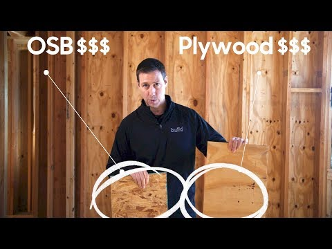 Xxx Mp4 Framing OSB Vs Plywood Whats The Difference In COST AND PERFORMANCE 3gp Sex