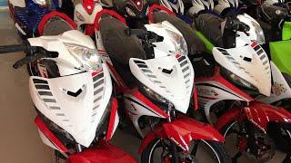 LIVE Exciter 50cc sắp có màu mới, chém nào! 😎