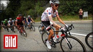 Tour de France - Das ist der Bus von Team Sunweb