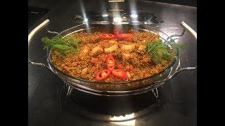 """المطبخ - طريقة عمل """"فريك بالكاليماري"""" على طريقة الشيف أسماء مسلم"""