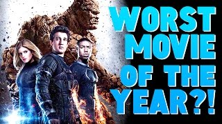Fantastic Four Review VS. Deadpool Trailer on Superhero Round-up!