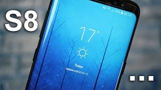 Samsung Galaxy S8 Weather Widget APK (Download & Install)