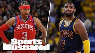 Kyrie Irving Vs. Allen Iverson: Ice Cube, Kenyon Martin & BIG3 Pick Best Player | Sports Illustrated