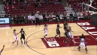 Wisconsin Women's Basketball Scoreboard Open