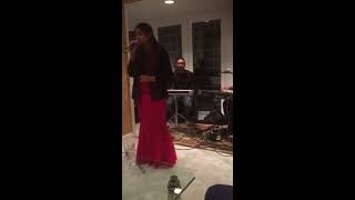 Indian Idol Nahid Afrin sang songs at London
