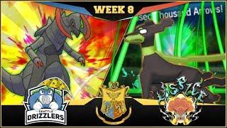 KAYCREESI, MOTHER OF DRAGONS! Seattle Drizzlers vs. LA Spice! APA Season 5 - Week 8