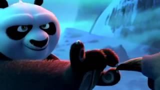 Kung fu panda 3 po vs kai