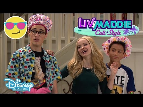 Xxx Mp4 Liv And Maddie Cali Style Cali Style Begins Official Disney Channel UK 3gp Sex