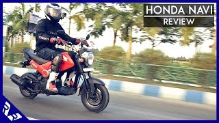 Honda Navi Review | Comparison with Honda Activa | RWR