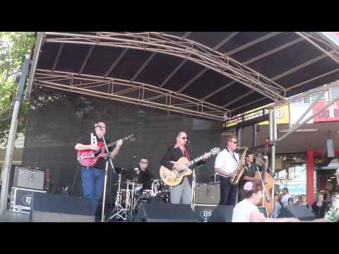 Wes Pudsey & the Sonic Aces -