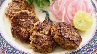 Galouti Kebab    Best Kebab Recipe – Homemade Kebabs   The Bombay Chef – Varun Inamdar