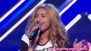 Nada-Leigh Nasser - The X Factor Australia 2014 - AUDITION [FULL]