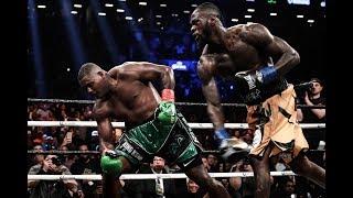 Legendary Boxing Highlights: Wilder vs Ortiz