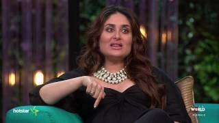 Watch Koffee with Karan S5 - Kareena & Sonam