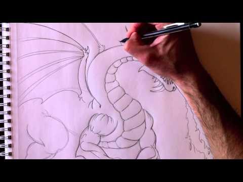 Dragon Paolo Morrone