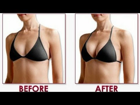 How to Get Bigger Breasts Just in 2 Days | Instant Remedies