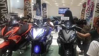 Aerox 155 walkaround Agora na Yamaha YZone!
