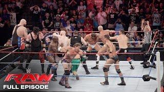 WWE Raw Full Episode, 4 July 2016