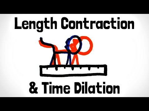 Length Contraction and Time Dilation | Special Relativity Ch. 5