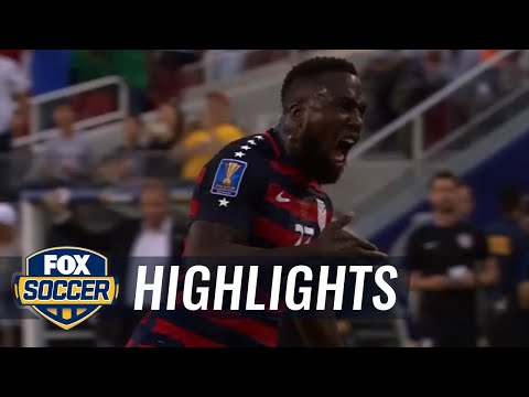 Xxx Mp4 Jozy Altidore Free Kick Goal Puts USA In Front Vs Jamaica 2017 CONCACAF Gold Cup Highlights 3gp Sex
