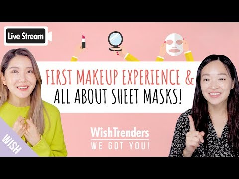 Xxx Mp4 My Very First XXX All About Sheet Mask WishTrenders We Got You 3gp Sex
