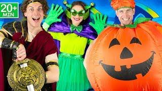 Halloween Songs for Children - Halloween Rules, Let
