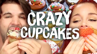 Not Your Average CUPCAKES (Cheat Day)