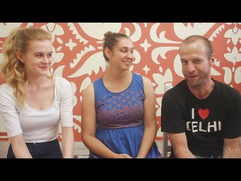 What is it like being a foreigner living in India? Ft. The Surfing Violinist family