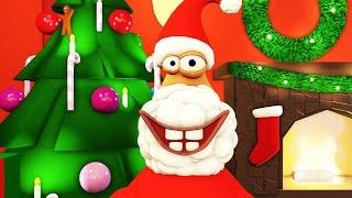 Julsånger för barn på svenska - God jul önskar vi er alla | Busigt Lärande