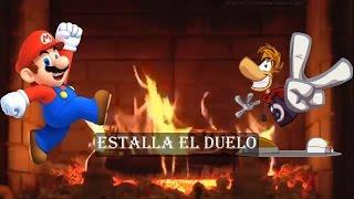 Videoreaccion Mario vs Rayman