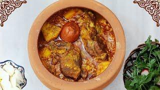 خوشمزه ترین آبگوشت سنتی (دیزی) رو با این روش در منزل تهیه کنید | Best Persian Abgoosht Recipe