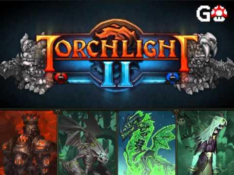 Torchlight 2 Soundtrack - Steppes