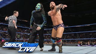 Jeff Hardy vs. Eric Young - United States Championship Open Challenge: SmackDown LIVE, June 26, 2018