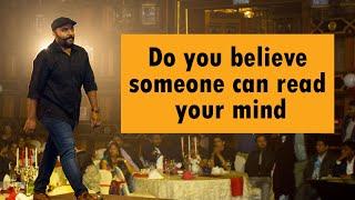 Mentalism Show Nipin Niravath - Mentalist