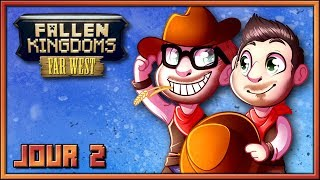 FALLEN KINGDOMS FAR WEST : FIGHT NETHER ! #02
