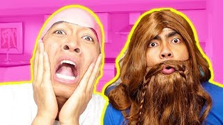 SHAVED MY HEAD! Haircut Challenge Ft. Guava Juice