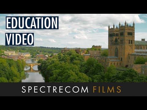 Durham University Alumni Film - Higher Education Video Example | Spectrecom Films