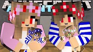 Minecraft : Little Kelly Adventures: EVIL LITTLE KELLY SHRINKS US!