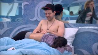 Big Brother Canada 3 Showmances and lotion