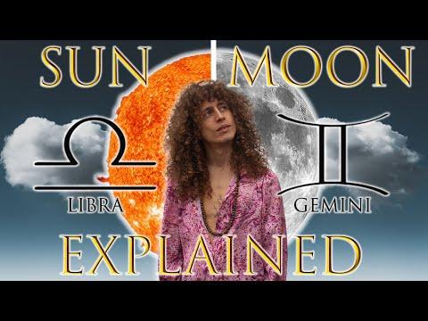 ☉ Sun in Libra � Moon in Gemini