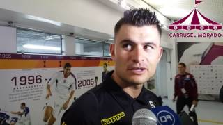 Dany Carvajal tras el empate ante Herediano